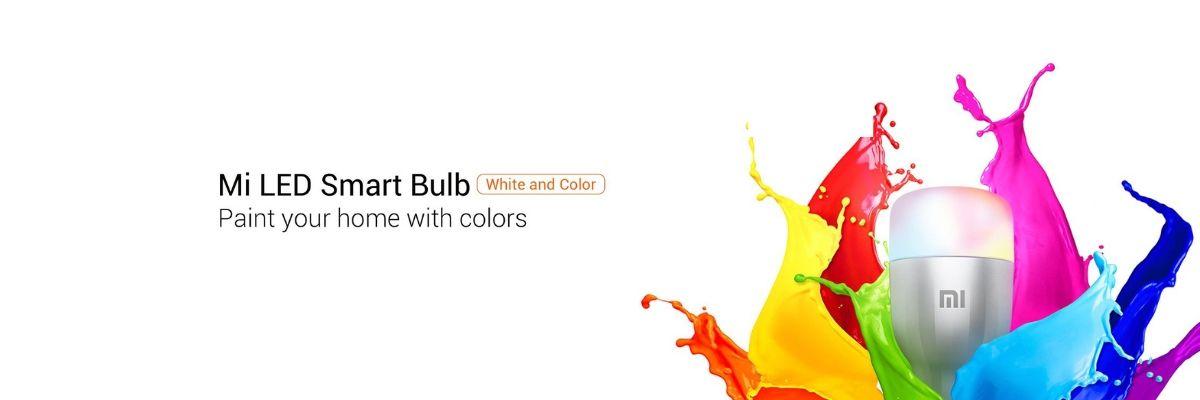 Xiaomi Mi Smart Bulb