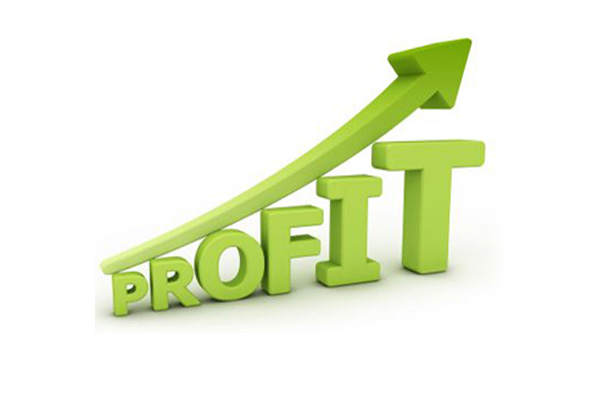 more sales and profit