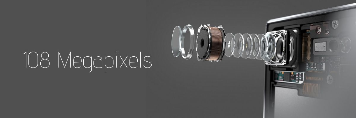 Samsung 108 mp ISOCELL Bright HMX