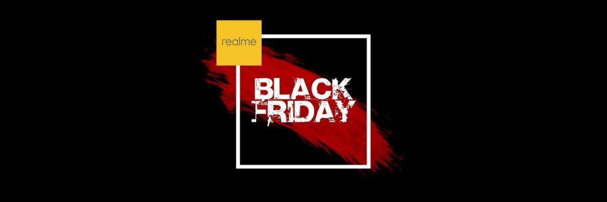 Realme Black Friday Sale