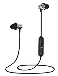 Intex BT-20 Wireless Bluetooth Neckwear Earphone
