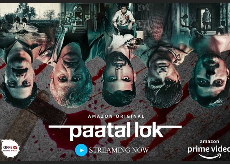 Paatal Lok - Watch now for Free (30 Days Free Trial)
