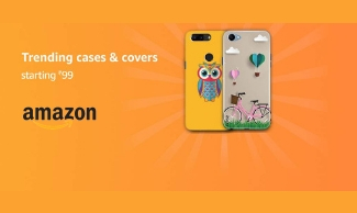 Tredning Mobiles Cases and Covers starting at Rs.99 !!