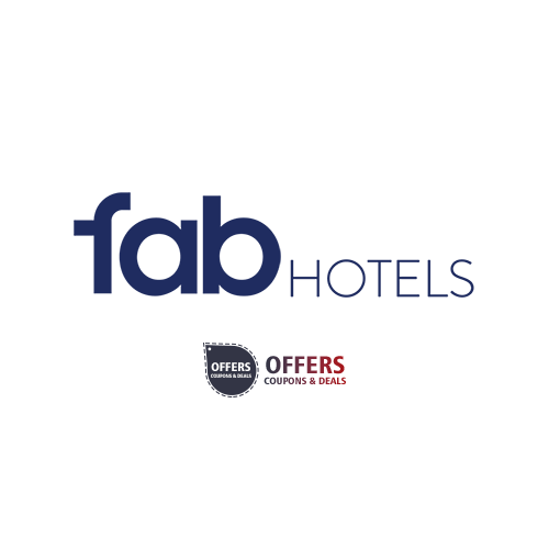 Fab Hotels Coupons with Cashback Offers: