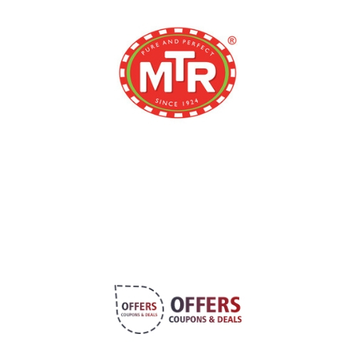 MTR Foods Offers, Coupons & Promo Code | 50% Off Code
